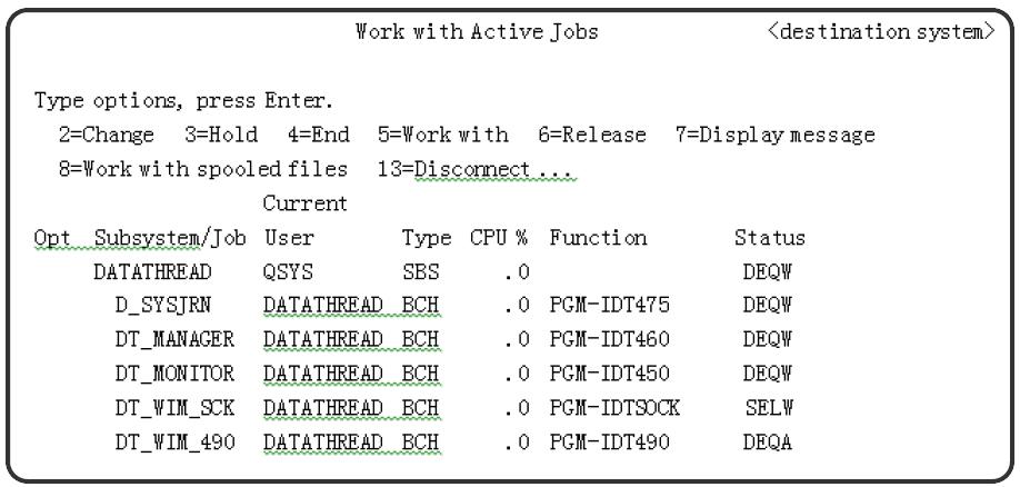 Monitor Jobs