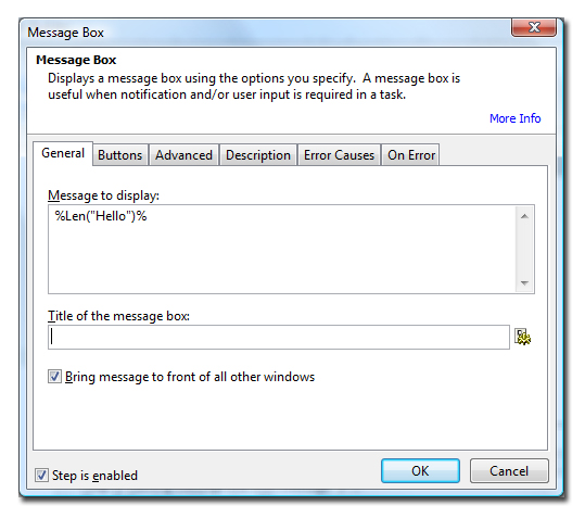 Using Functions to Extend Automate's Capabilities · Customer Portal
