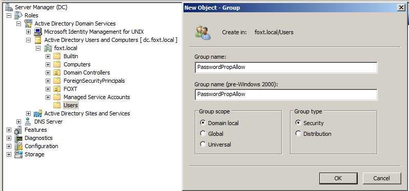 How to: Synchronize passwords from Active Directory to BoKS with