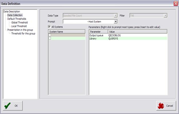 Spool File Monitoring in QSystem Monitor · Customer Portal