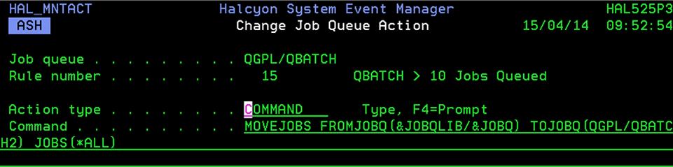 Move Jobs Command