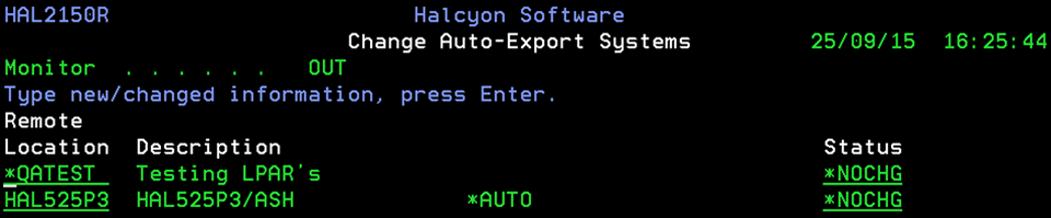 Replicating Halcyon Solutions for IBM i_5